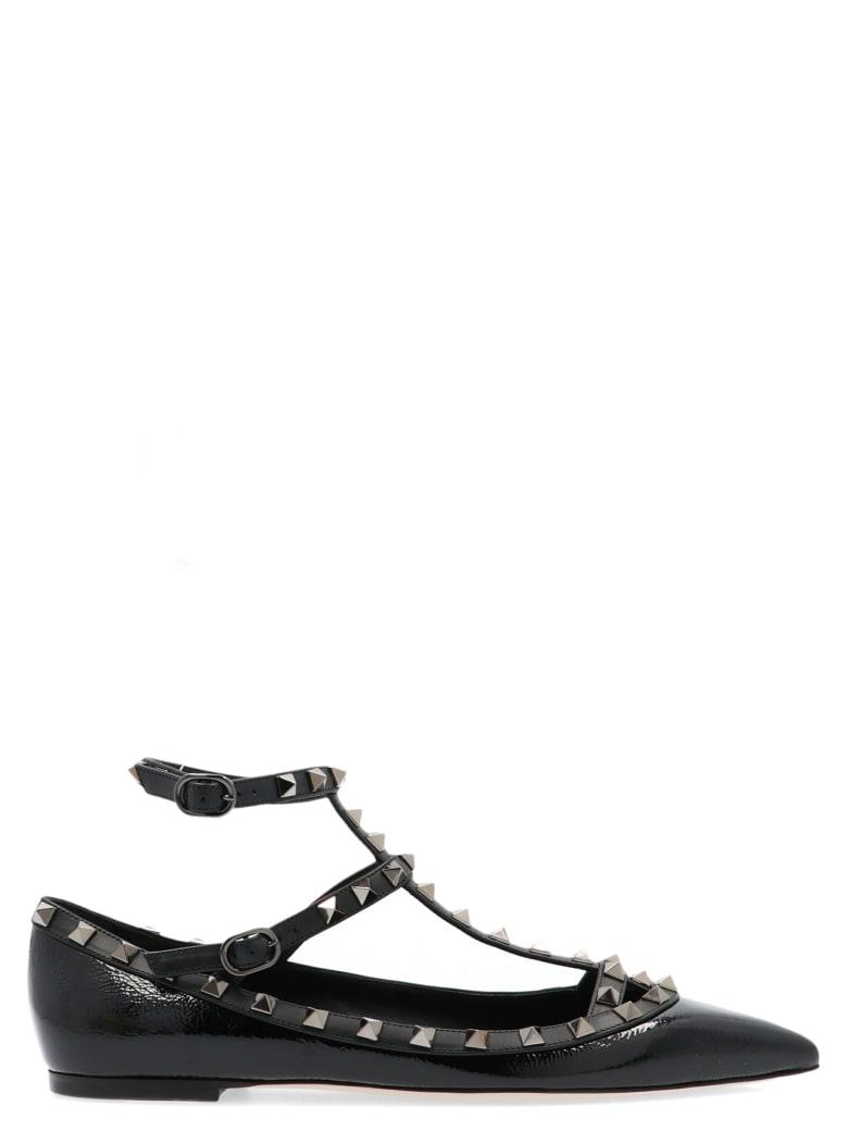 Valentino Garavani 'rockstud' Shoes - Black