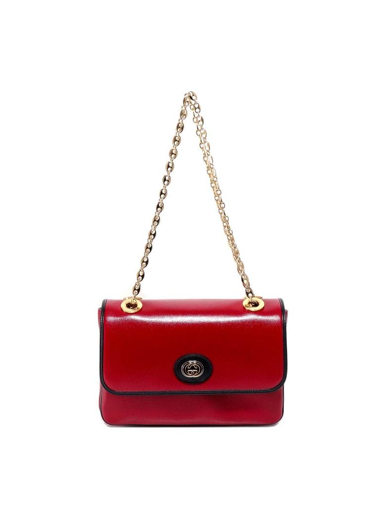 Gucci Shoulder Bag - Red