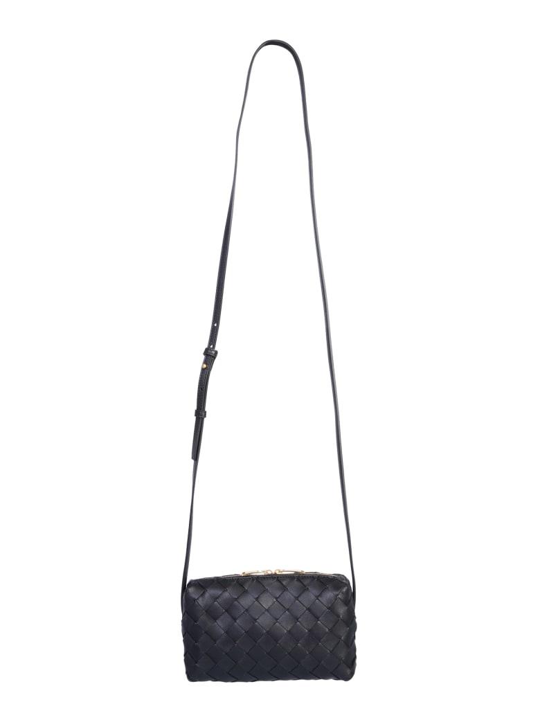 Bottega Veneta Mini Crossbody Bag - NERO