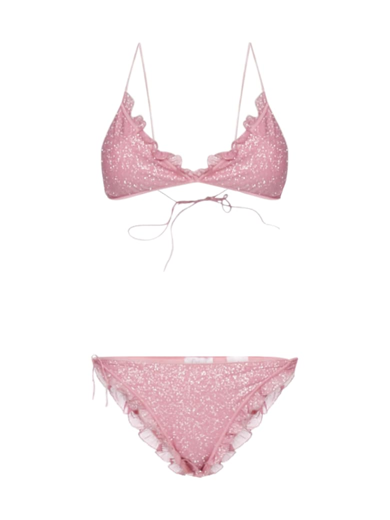 Oseree Swimwear - Bubble pink