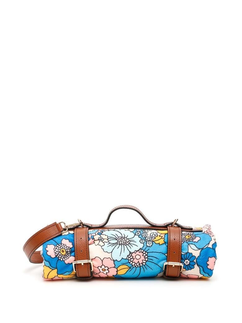 Dodo Bar Or Harness Towel Bag With Shoulder Strap - BROWN (Brown)