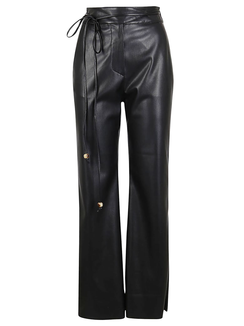 Nanushka Trousers - Black