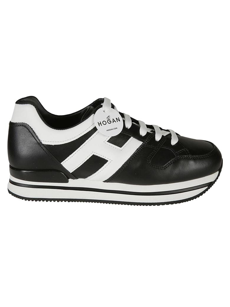 Hogan H222 Sneakers - black