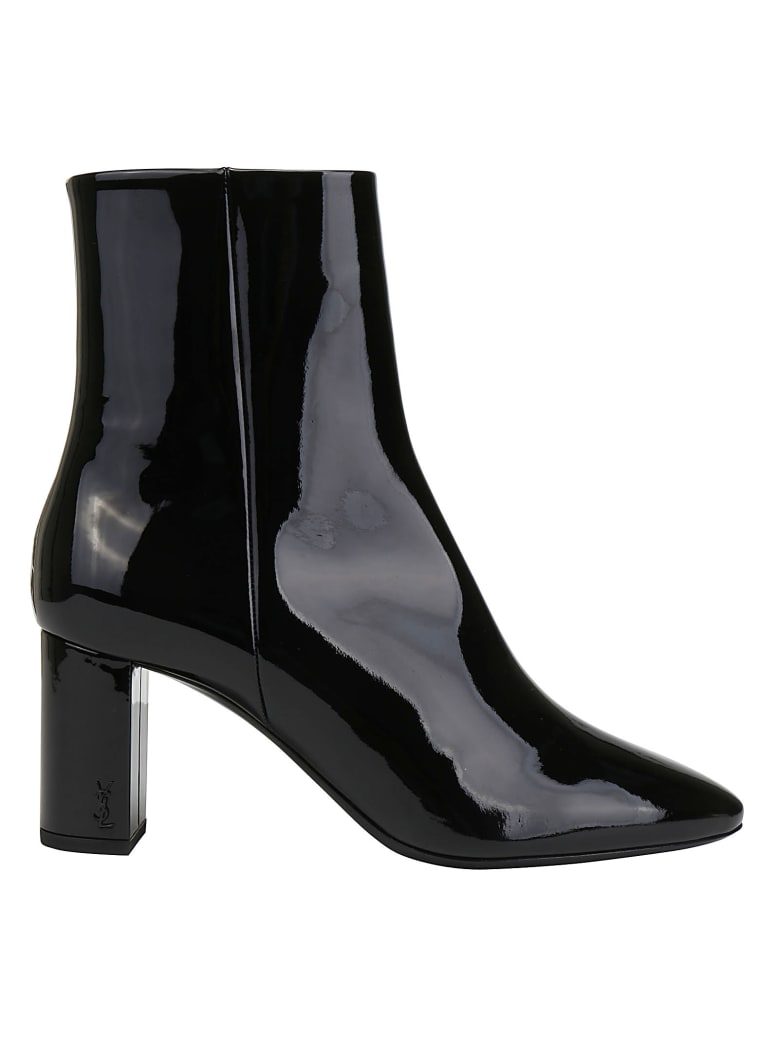 Saint Laurent Lou Boots - Nero