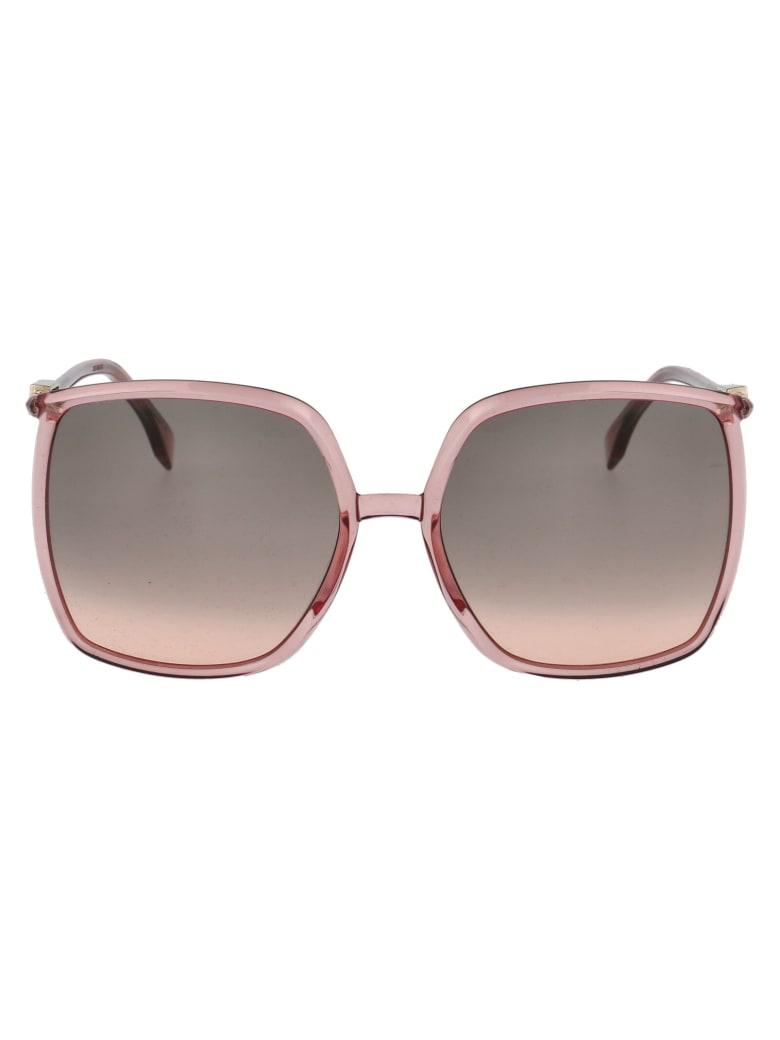 Fendi Ff 0431/g/s Sunglasses - 35JFF PINK