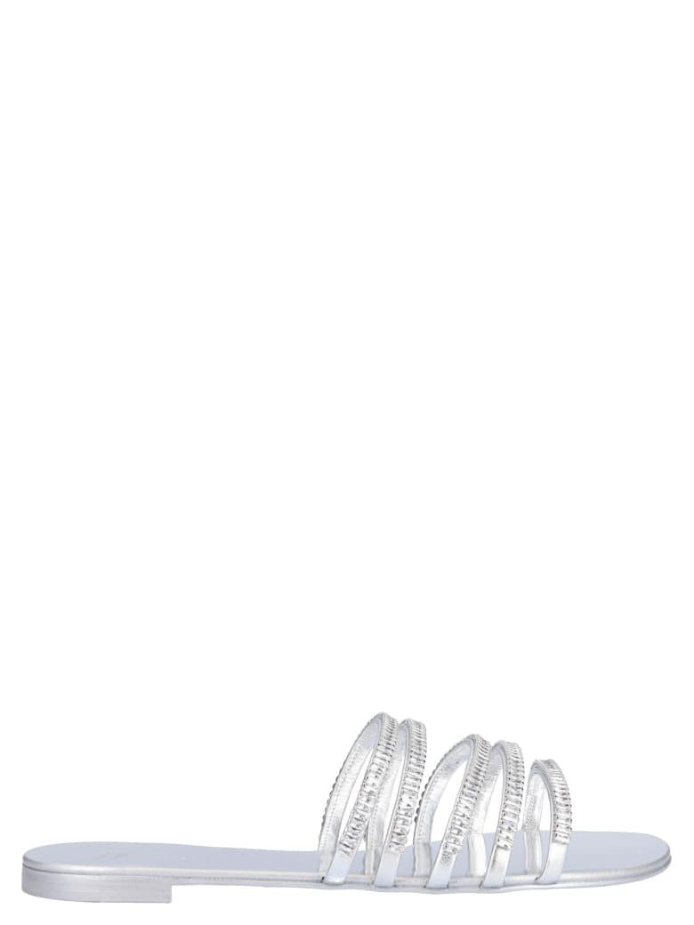 Giuseppe Zanotti Shoes - Silver