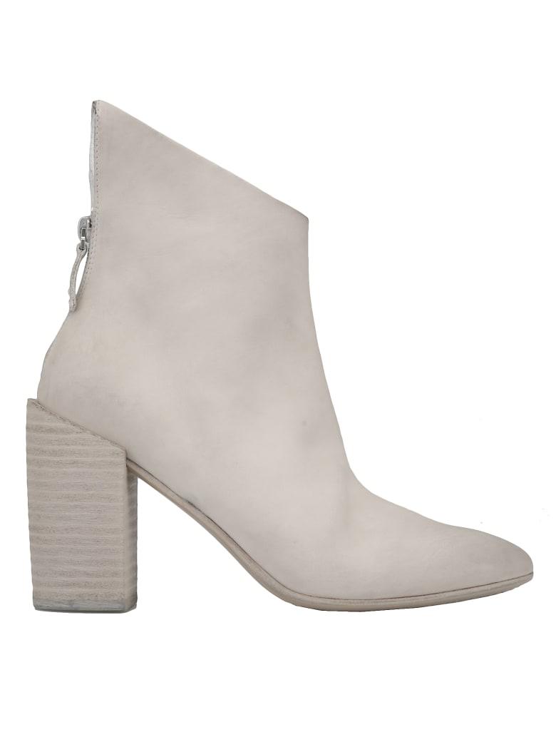 Marsell Coltello Ankle Boot - FOSCHIA
