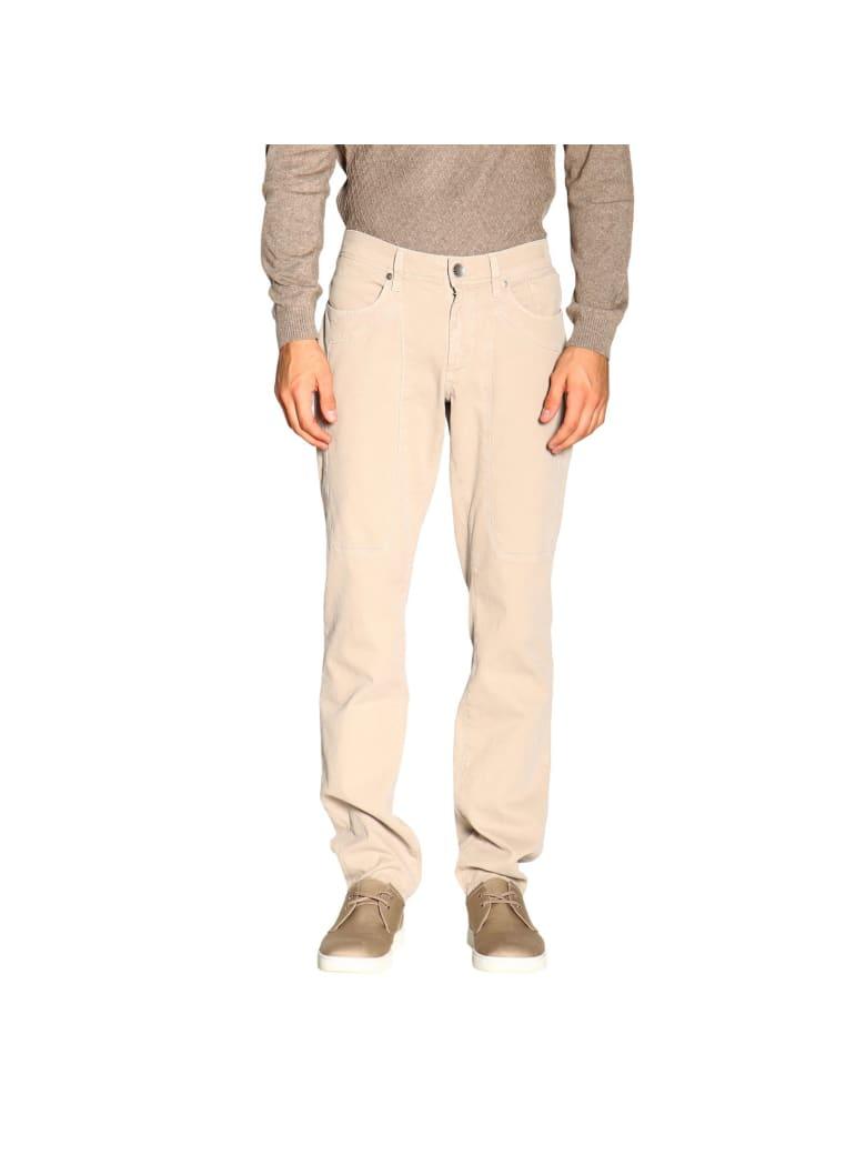 Jeckerson Pants Pants Men Jeckerson - beige