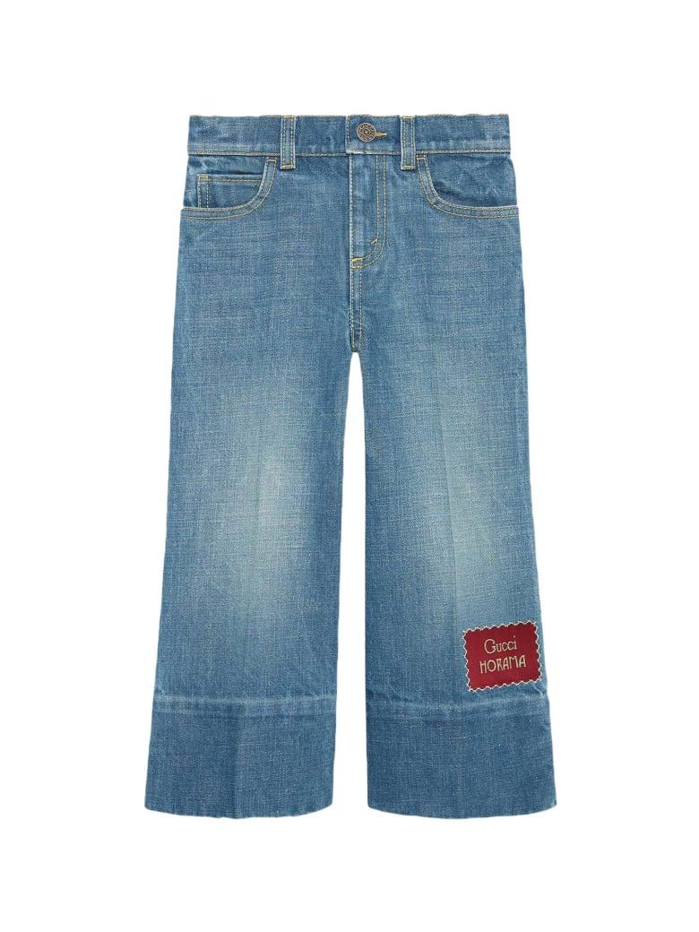 Gucci Blue Jeans - Blu