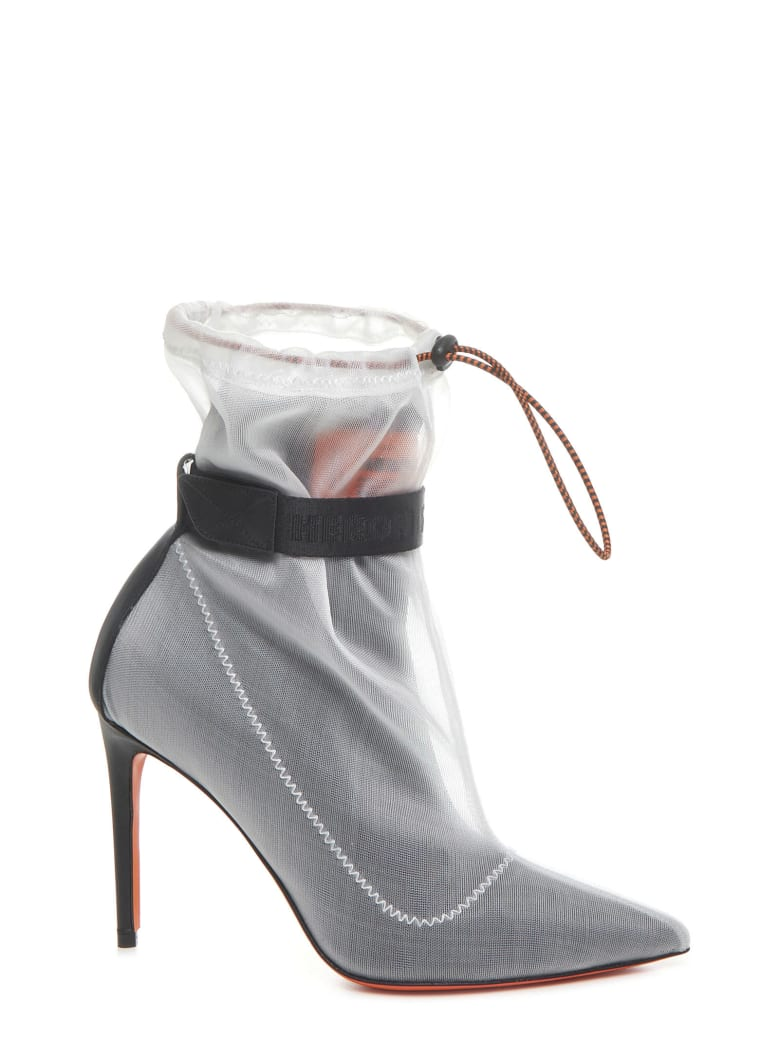 HERON PRESTON Boots - Black