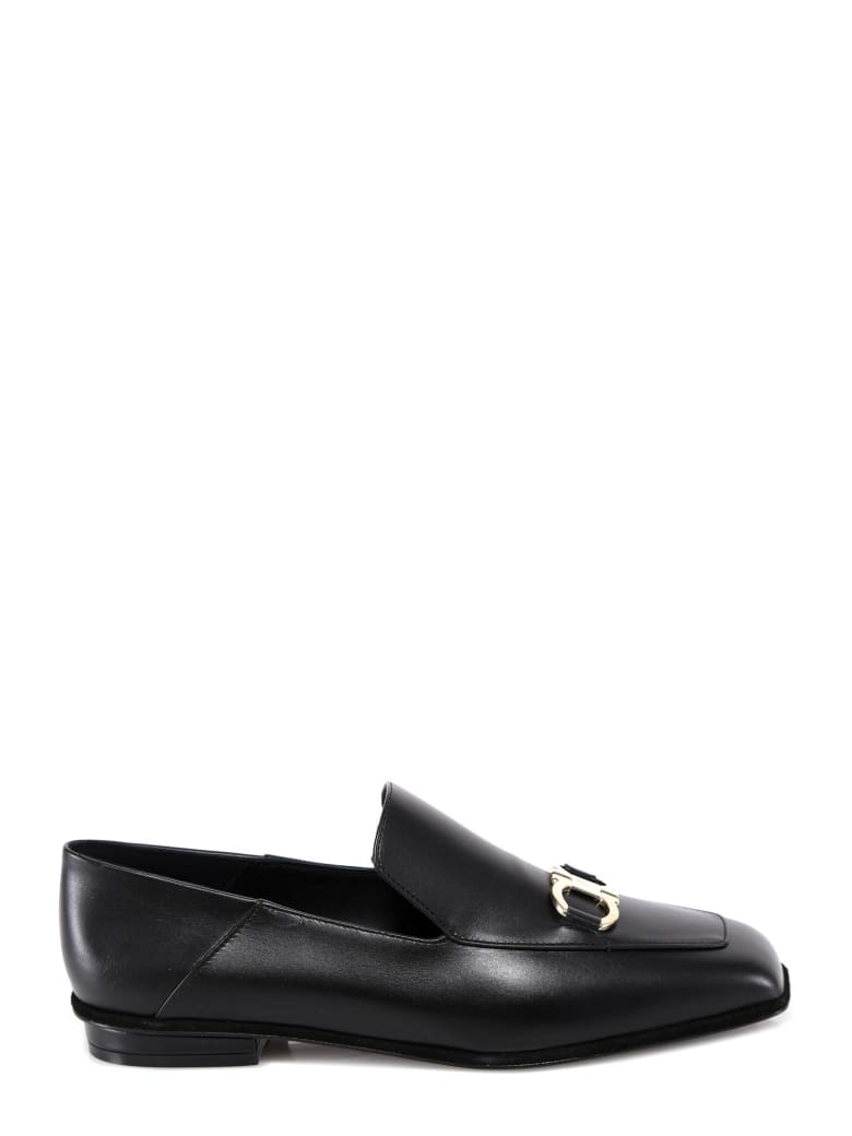 Salvatore Ferragamo Loafer - Black