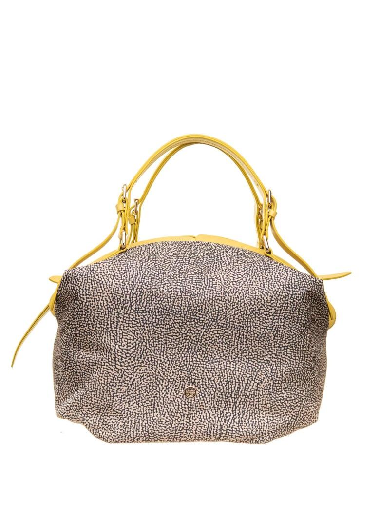 Borbonese Borbonese Handbag - NATURALE/GIALLO