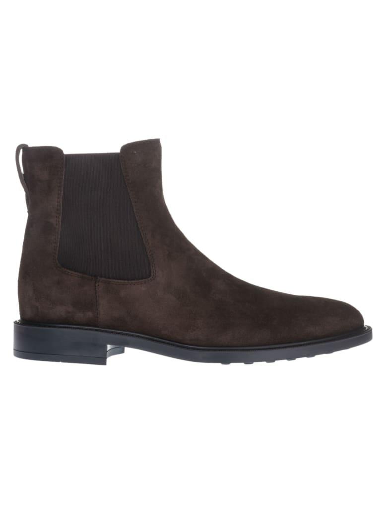Tod's Boots - Testa di moro