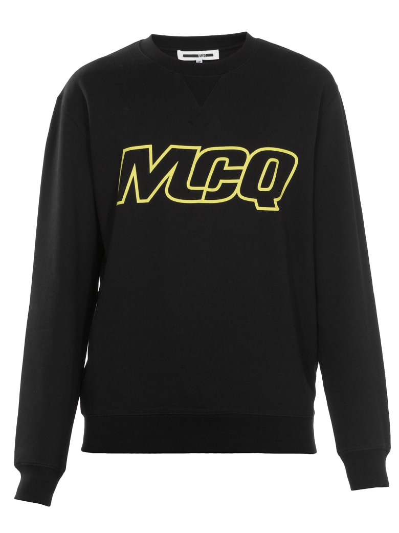 McQ Alexander McQueen Sweatshirt With Logo - Darkest Black
