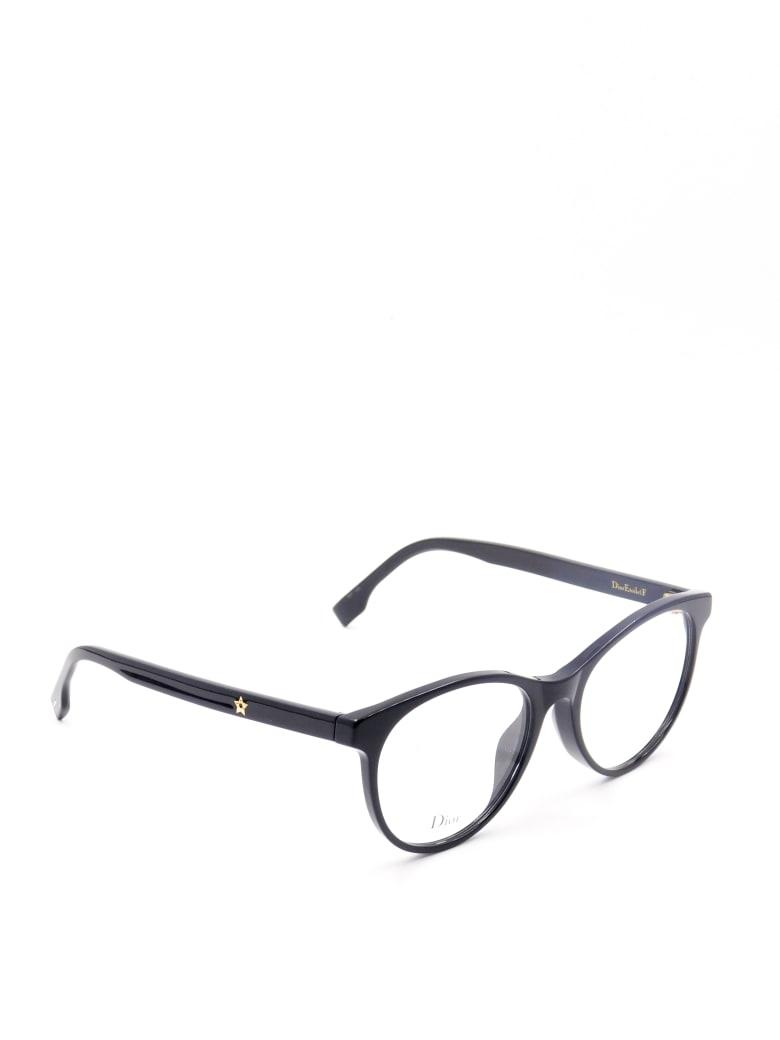Christian Dior DIORETOILE1F Eyewear - Black