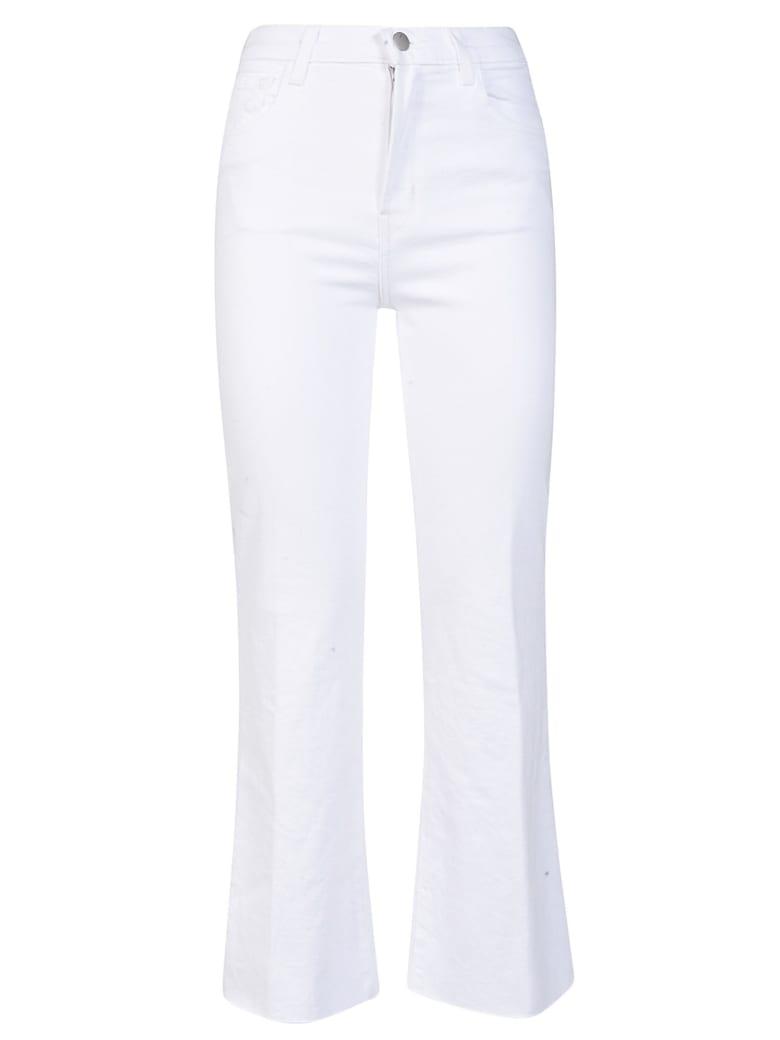 J Brand Flared Jeans - Bianco