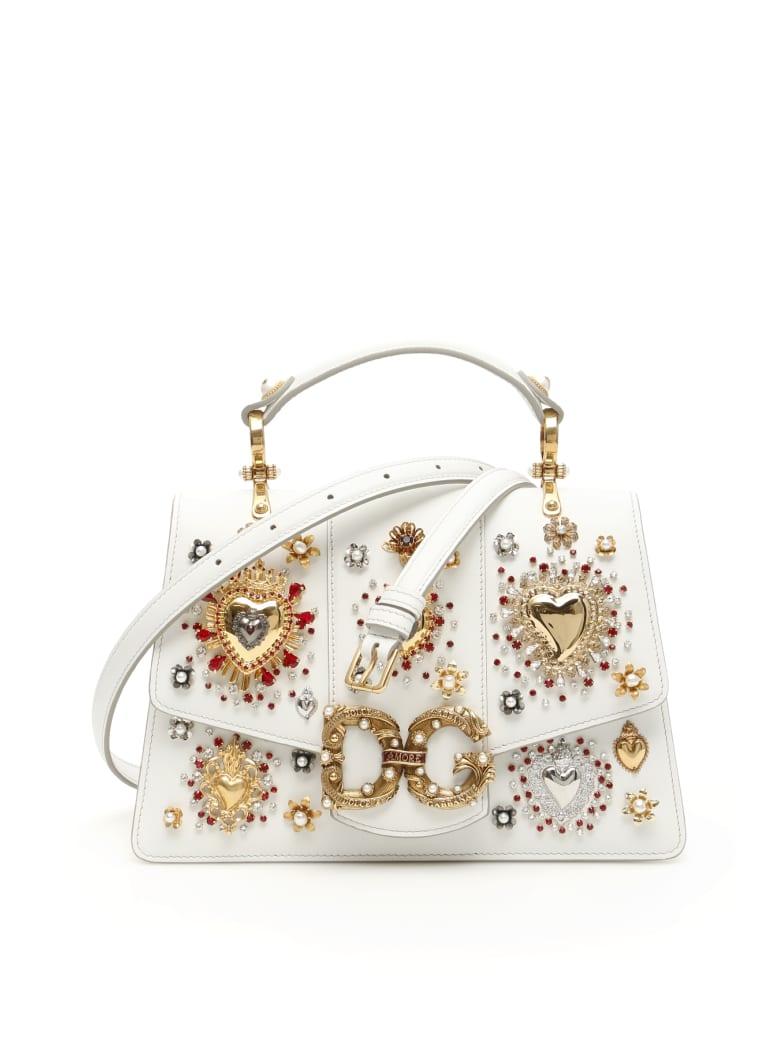 Dolce & Gabbana Dg Amore Bag - BIANCO OTTICO (White)