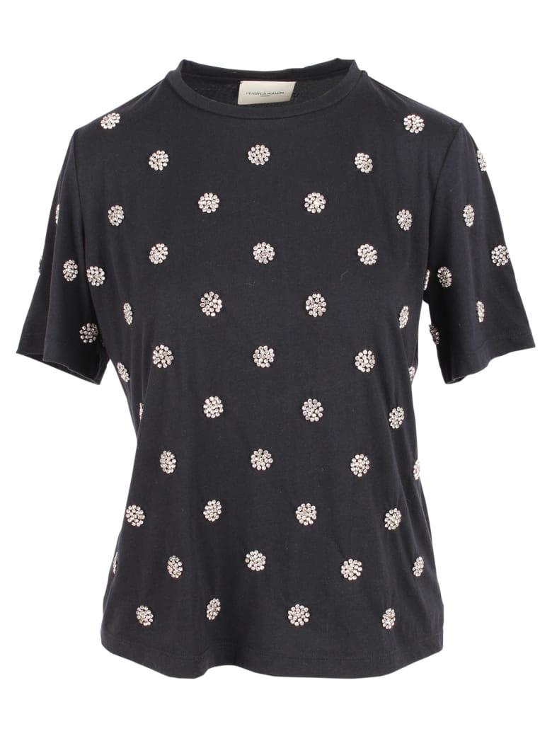 Giuseppe di Morabito Cotton T-shirt - Black