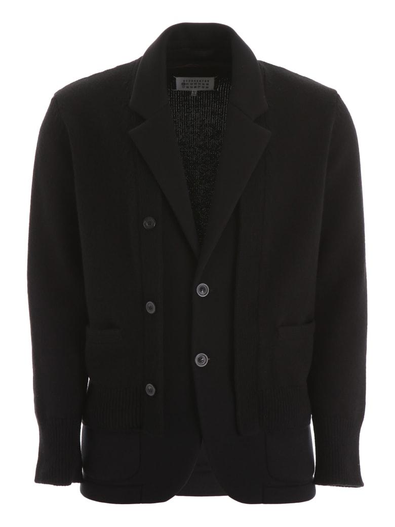 Maison Margiela Double Jacket - BLACK (Black)