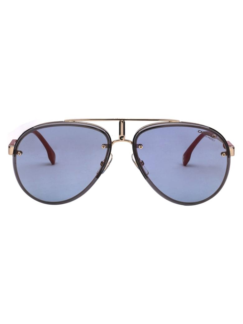 Carrera Sunglasses - Y Gold Blue