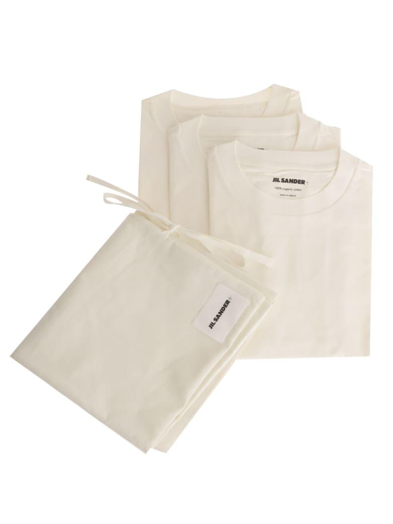 Jil Sander T-shirt Jil Sander - White