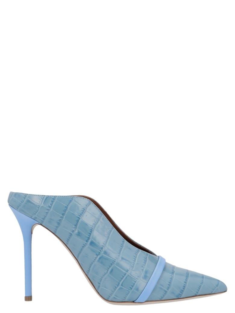 Malone Souliers 'constance' Shoes - Light blue