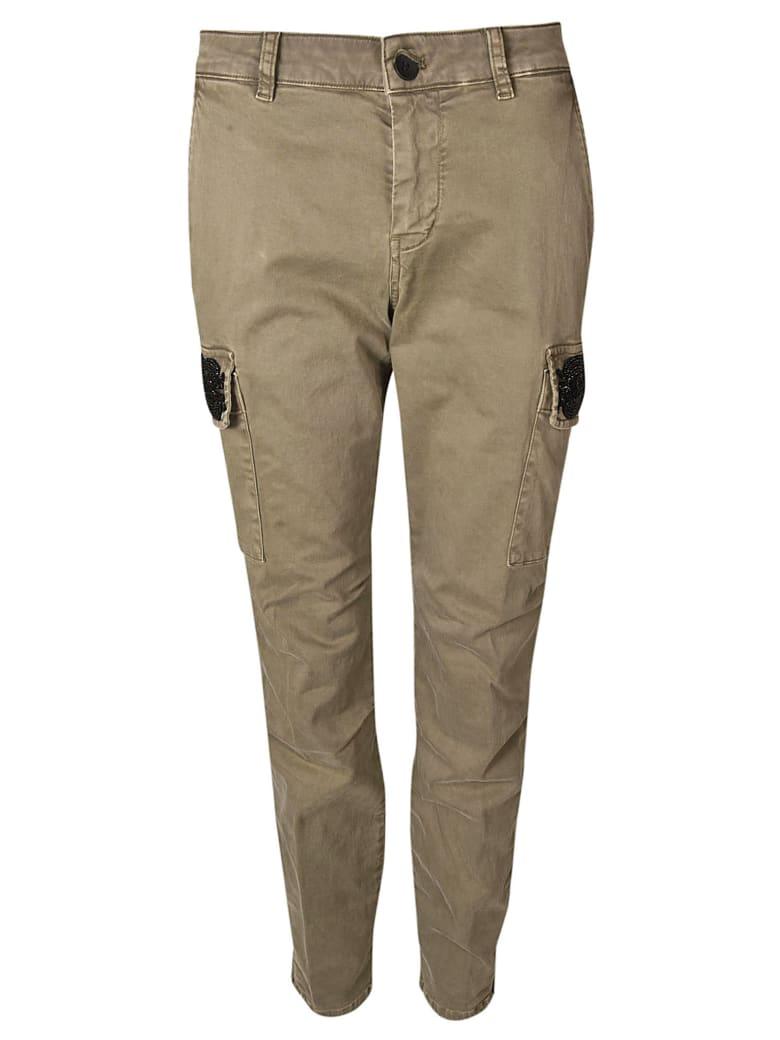 Mason's Cargo Trousers - Green