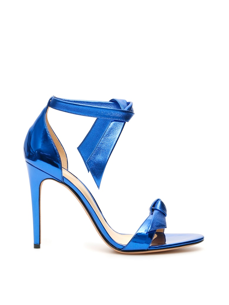 Alexandre Birman Lovely Clarita Sandals 100 - PALACE (Blue)