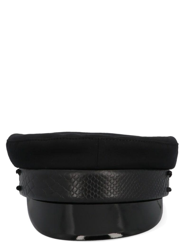 Ruslan Baginskiy 'baker Boy' Hat - Black