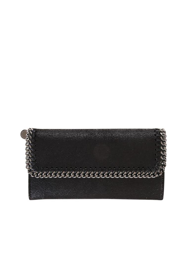 Stella McCartney Falabella Wallet - Black