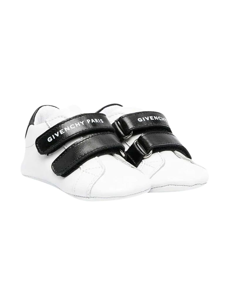 Givenchy Sneakers With Tear - Bianco