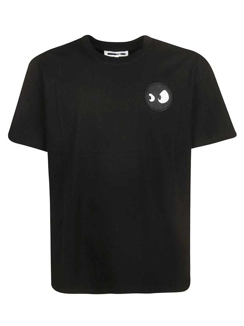 McQ Alexander McQueen Patch Detail T-shirt - black