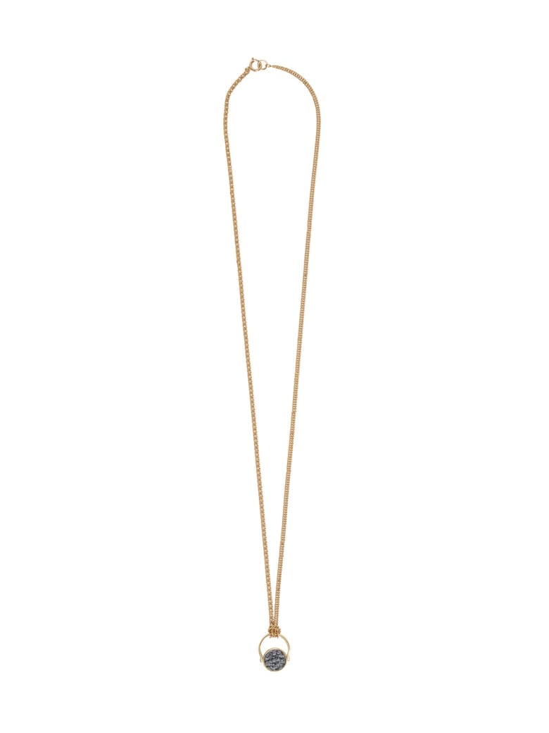Isabel Marant Necklace With Pendant - Black