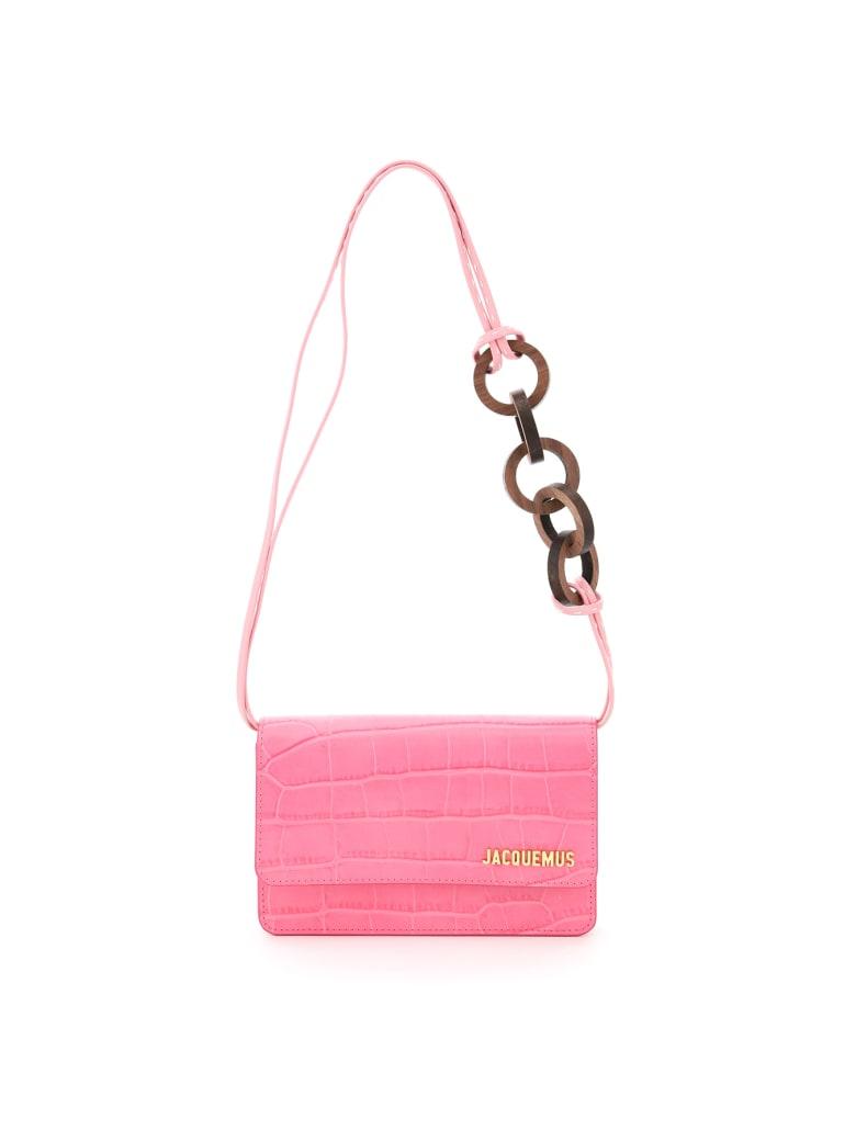 Jacquemus Le Riviera Shoulder Bag - Rosa