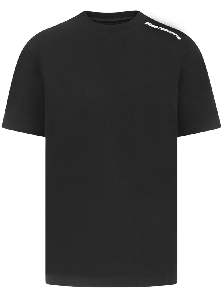 Paco Rabanne T-shirt - Black/white