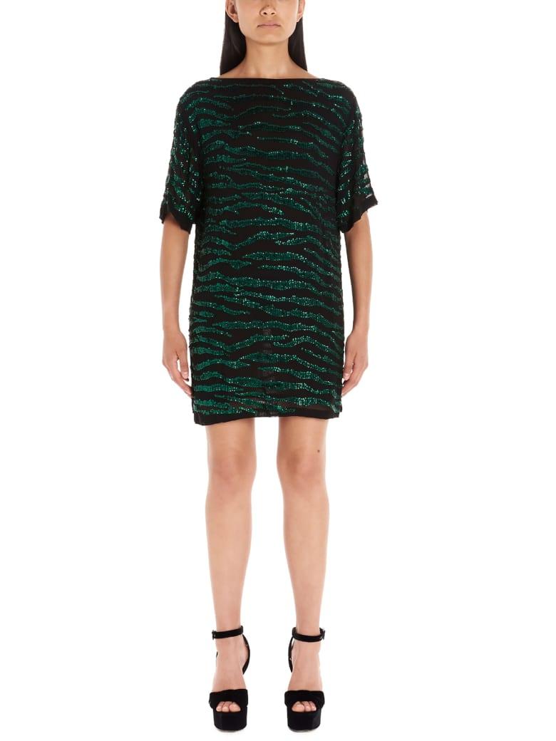 Parosh Dress - Multicolor