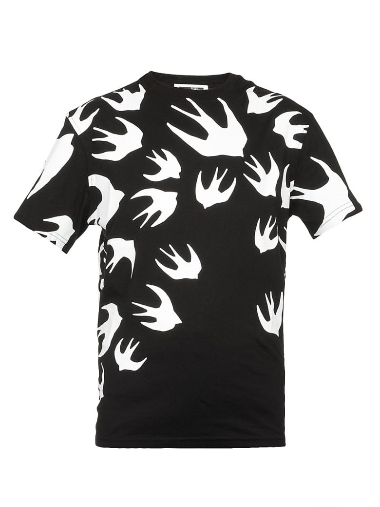 McQ Alexander McQueen Swallow T-shirt - Darkest Black