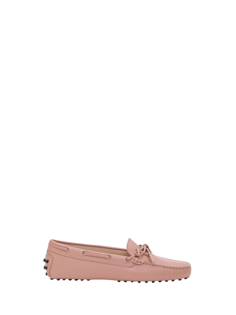 Tod's Heaven Gommino Driving Shoes - Rosa