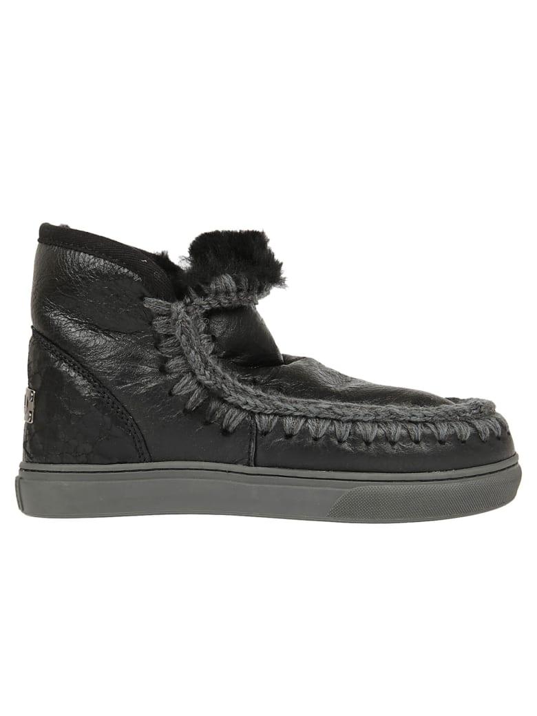 Mou Eskimo Sneakers - Wxblk Waxi Black