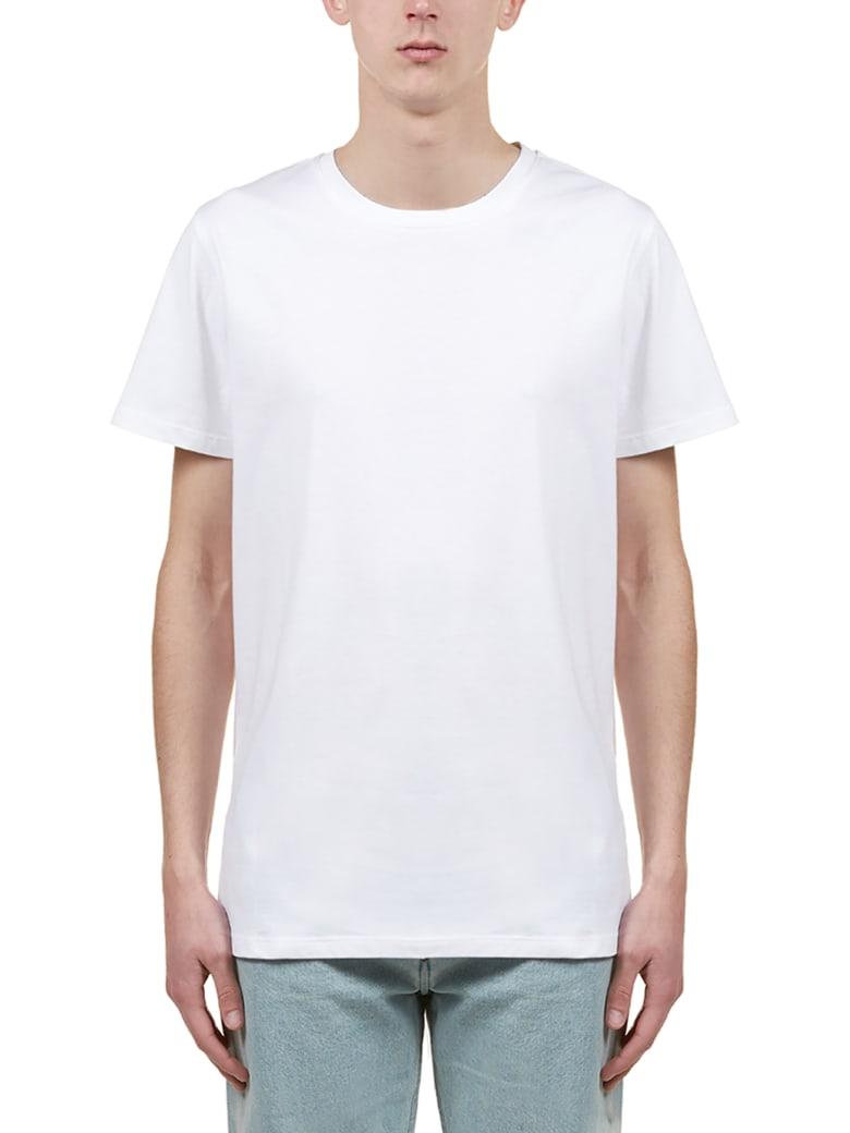 A.P.C. Short Sleeve T-Shirt - Blanc