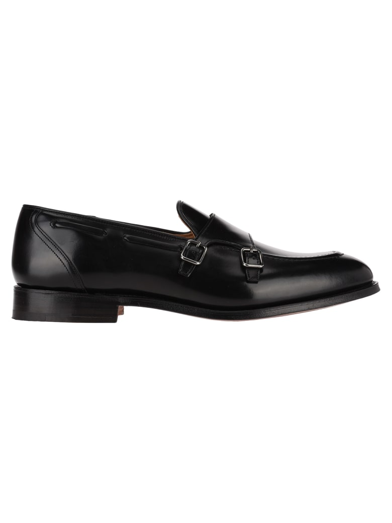 Church's Clatford Loafers - BLACK