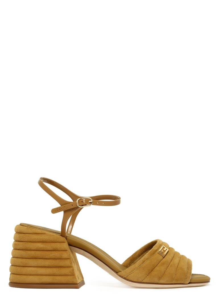 Fendi 'promenade' Shoes - Giallo
