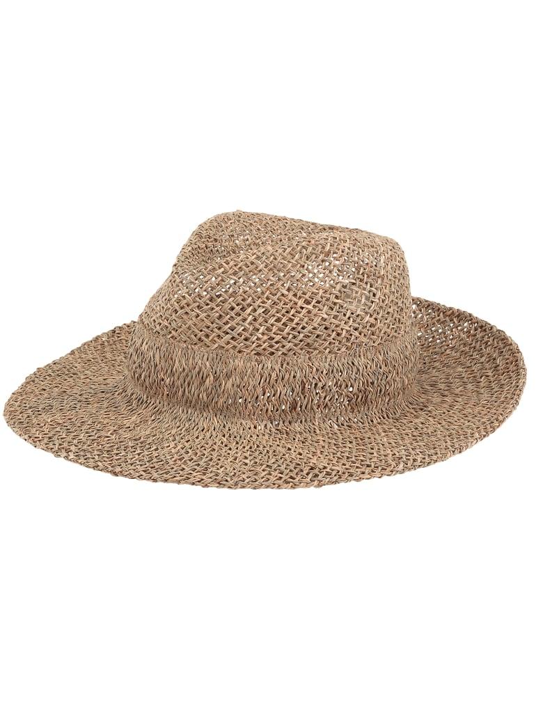 Scha Chicago Big Hat - NATURAL