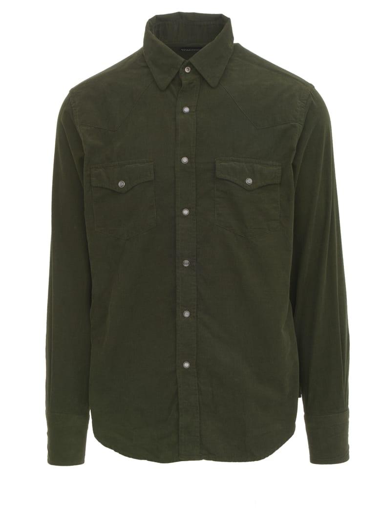 Tom Ford Shirt - Military green
