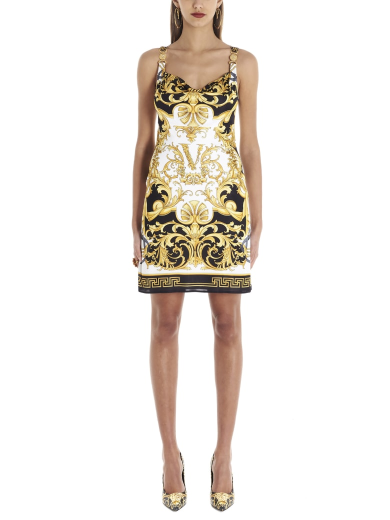Versace Dress - Multicolor