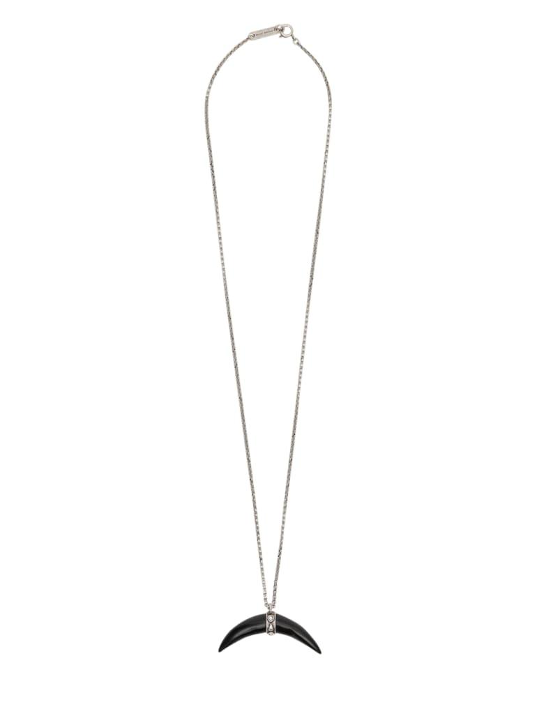 Isabel Marant Cap Horn Nacklace - Nero