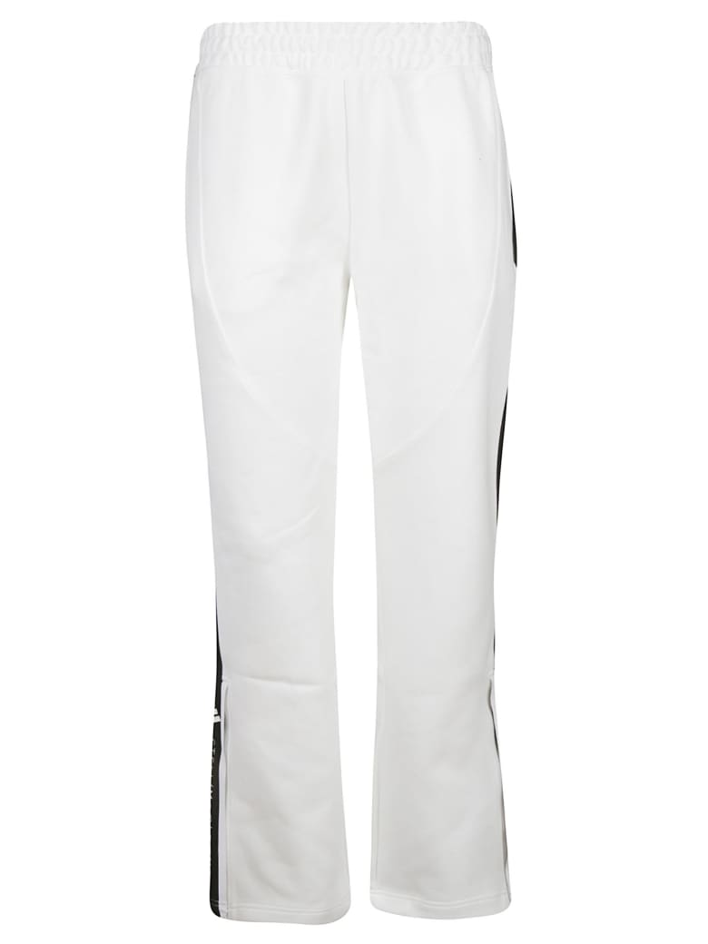 Adidas Loose Fit Track Pants - White
