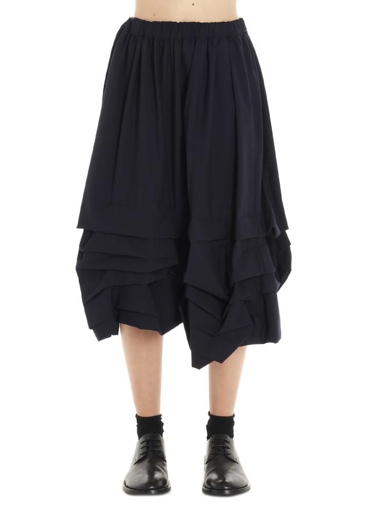 Comme Des Garçons Girl Skirt - Blue