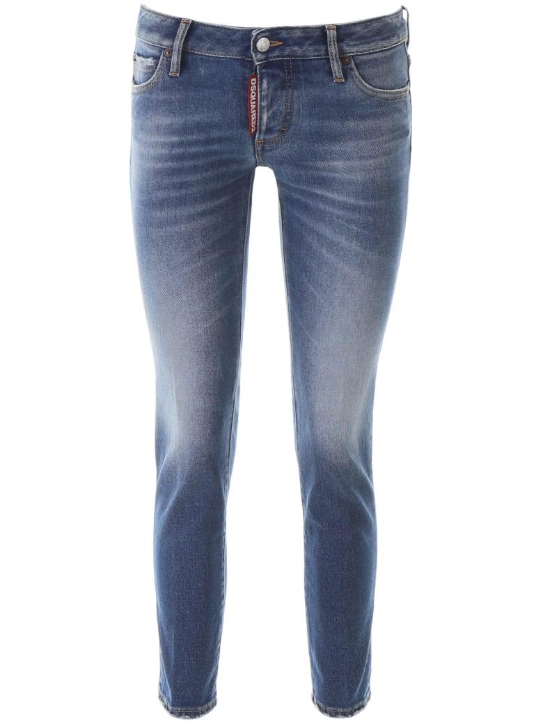 Dsquared2 Jennifer Cropped Jeans