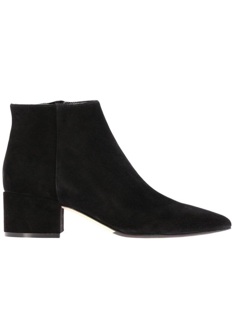 Sergio Rossi Heeled Booties Shoes Women Sergio Rossi - black